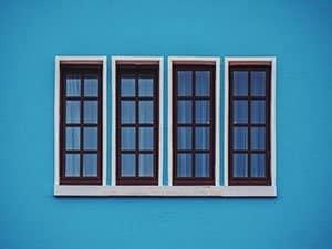 Fenster und Türen für das Eigenheim von KÜHN Sicherheit