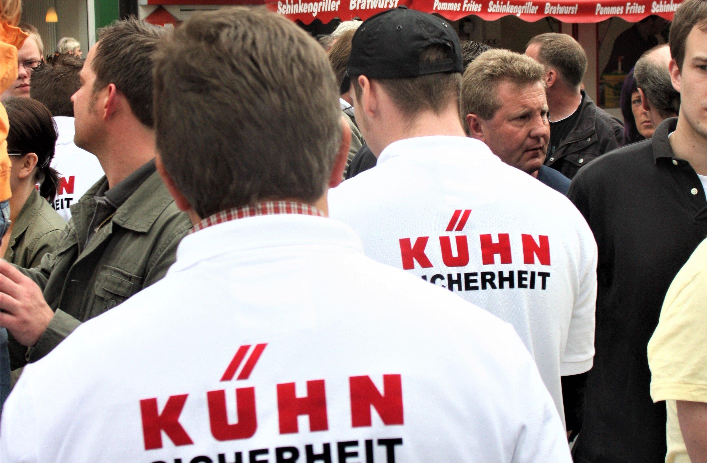 Ordnerdienste in Hannover, Hildesheim und Braunschweig! Rufen Sie uns an!