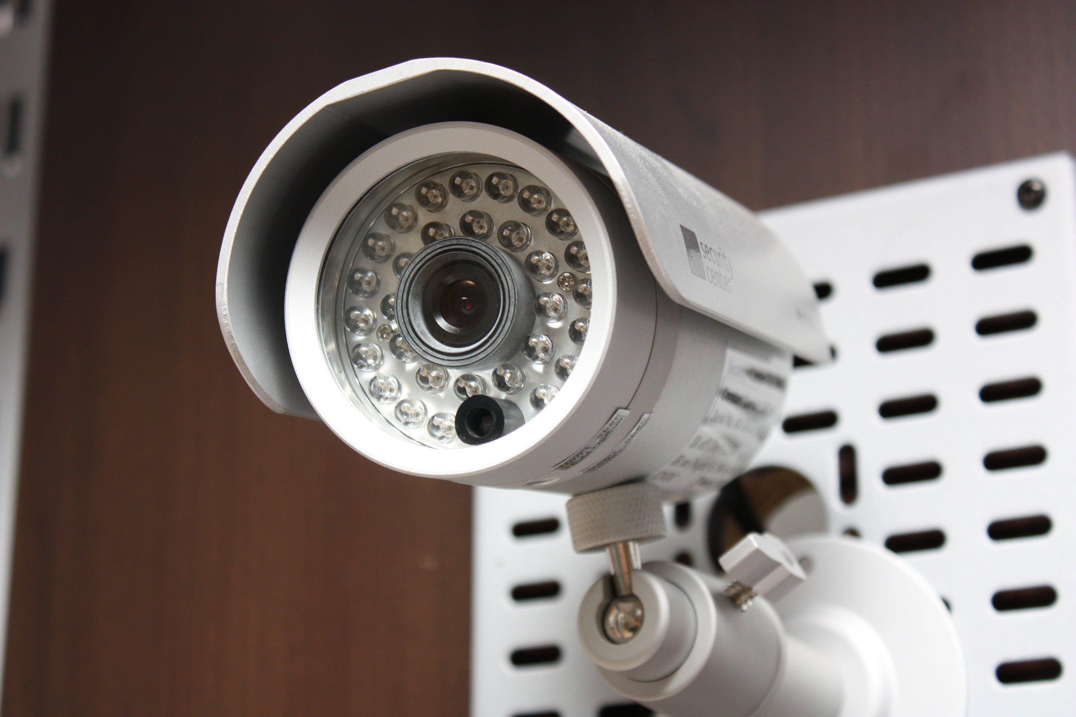 Videoüberwachungstechnik gibt es bei Kühn Sicherheit