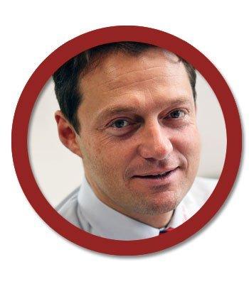 Herr Hofrichter, Regionalvertriebsdirektor für die Region Braunscheig und Wolfsburg