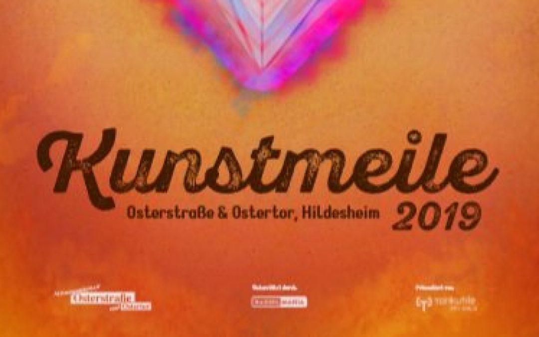 3.Kunstmeile Hildesheim – Kunst und Kultur erleben – Die Osterstraße und das Ostertor laden herzlich ein!