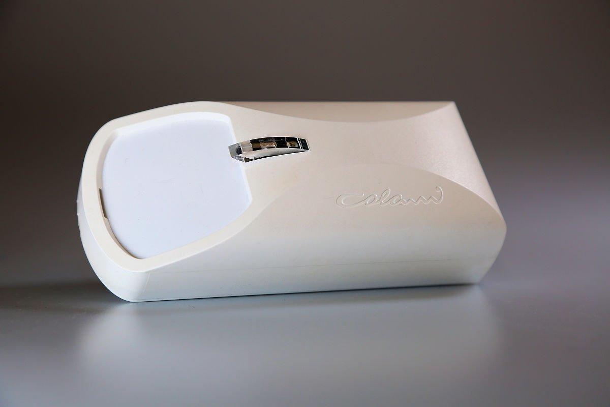 Colani Bewegungsmelder, bei einer professionellen EMA zählt jede einzelne Komponente.