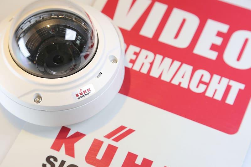 Videoüberwachung KÜHn Sicherheit