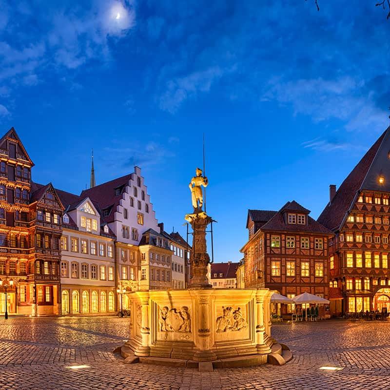 Sicherheit in Hildesheim